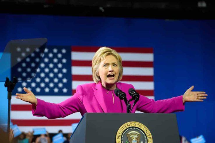 Hillary Clinton buy twitter followers cheap