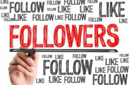 Buy cheap twitter followers $1