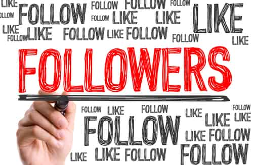 Buy cheap twitter followers $1