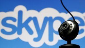 skype for video calls