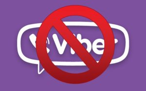 viber blocked