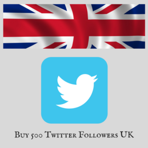 Buy Twitter Followers UK