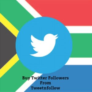 Buy Twitter Followers In South Africa