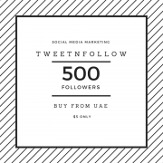 Buy Twitter Followers UAE