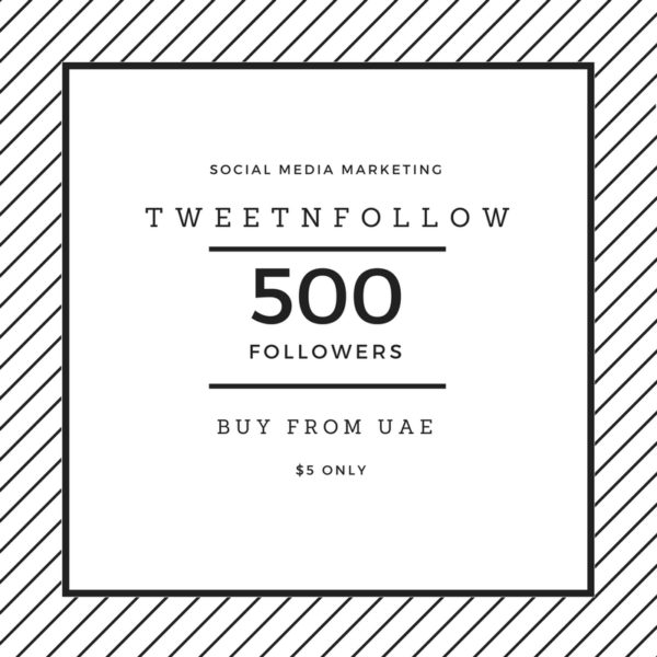 Buy Twitter Followers UAE