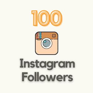 100 Instagram Followers
