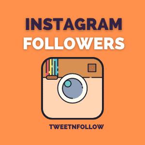 Instagram Followers cheap by Tweetnfollow.com