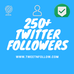 Buying 250 Twitter Followers From Tweetnfollow