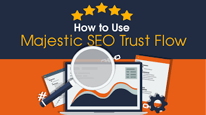 using majestic trust flow with followers on social media