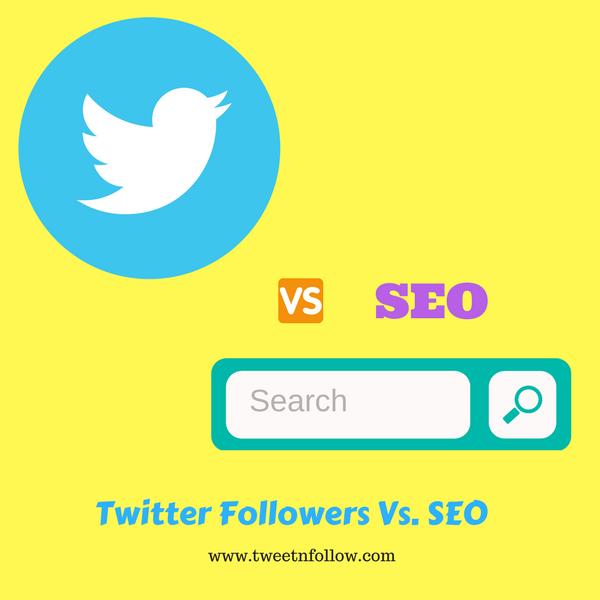 Buying Twitter Followers Vs. SEO