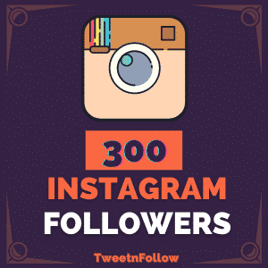 Buy 300 Instagram Followers Cheap