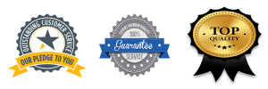 Quality Guarantee Badges