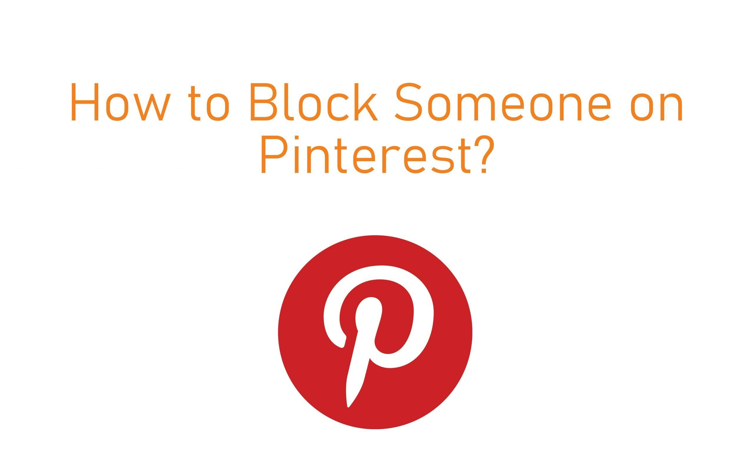 How To Delete Your Followers From Pinterest