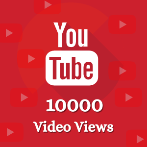 Buy 10000 YouTube Video Views