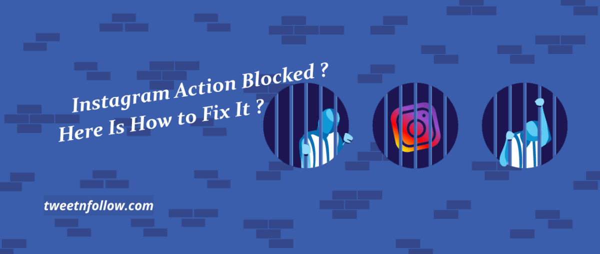 How To Fix Action Blocked Instagram